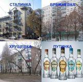 Una casa de Moscú