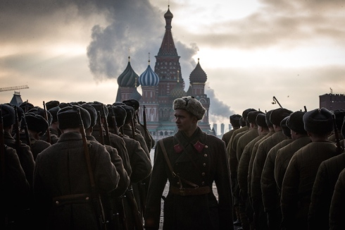 Moscow celebrates 74th anniversary of 7 November 1941 Red Square Parade